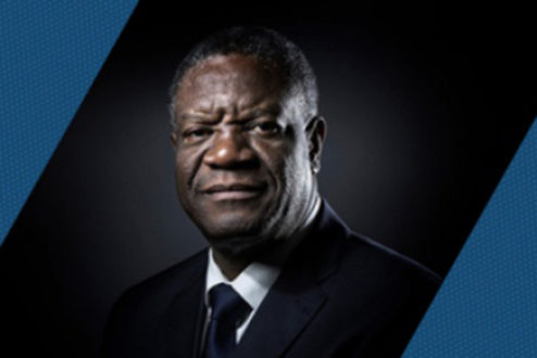 L'ENA a sa promotion « Denis Mukwege »