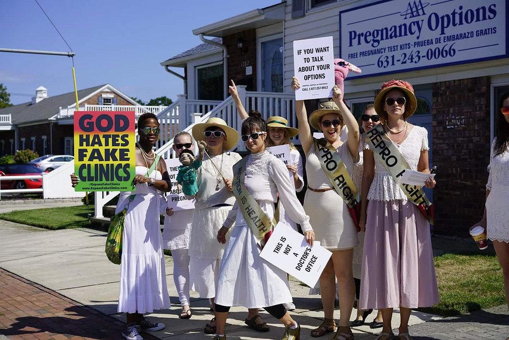 Aux États-Unis, la bataille autour de l'IVG prend de l'ampleur