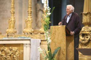 Qui était Jean Vanier, fondateur de l'Arche ?