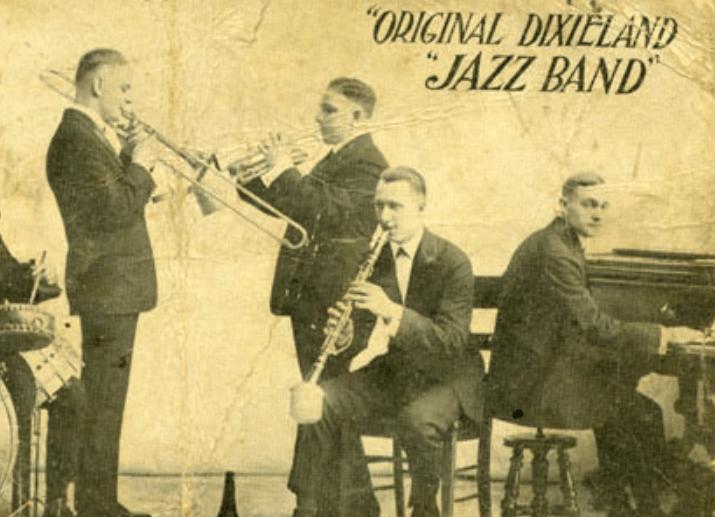 Coup de projecteur sur Original Dixieland Jass Band