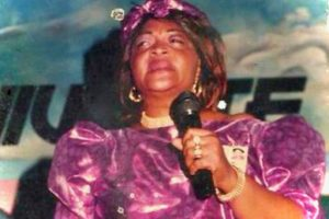 Maman Ntumba, ambassadrice du Réveil congolais (1/2)