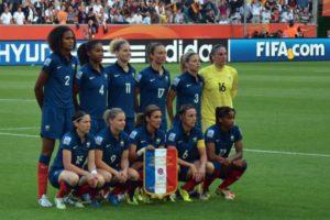 Football féminin : la rage de vaincre des Bleues !