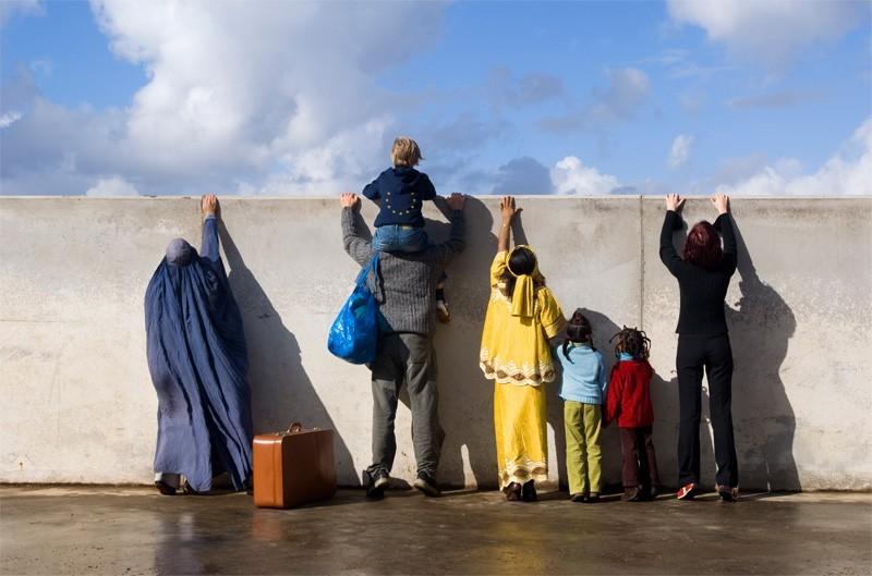 Prier pour les migrants