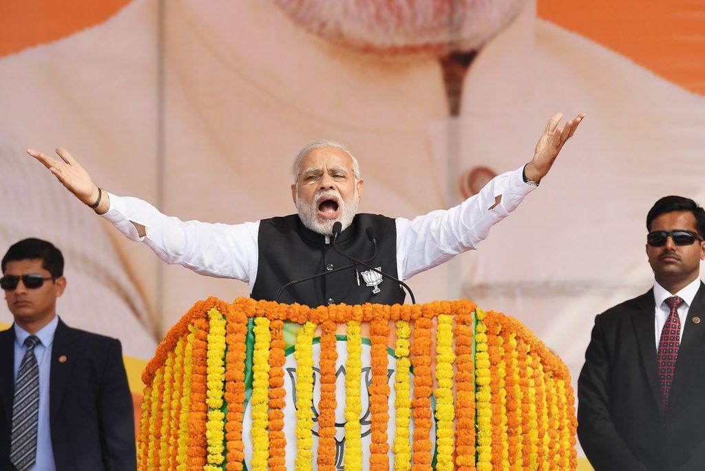 Inde : Narendra Modi a été réélu