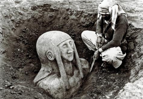 Au Louvre, de l'empire hittite aux Araméens