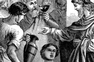 Le vin coule à flots dans les récits bibliques