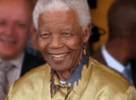 18 juillet 1918. Nelson Mandela