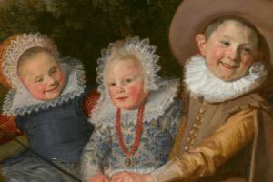 Frans Hals, portraits de famille