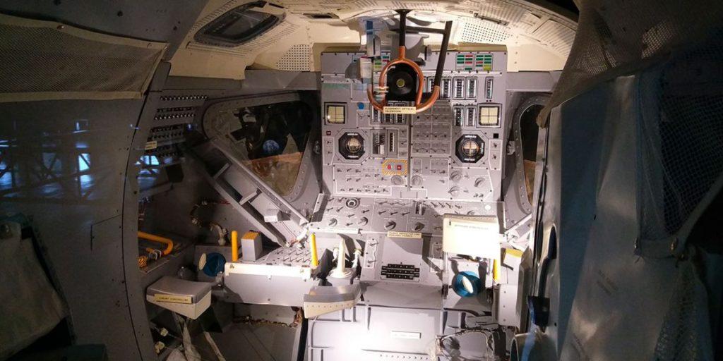 Buzz Aldrin a pris la Sainte Cène dans le module lunaire
