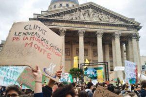 Climat : il est urgent d'agir !