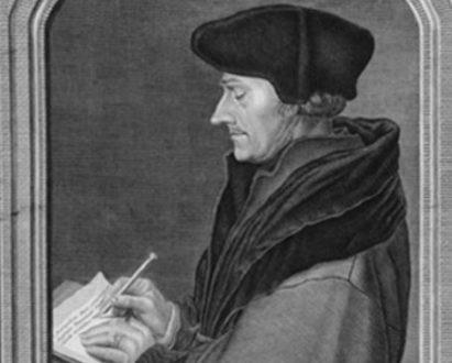 Martin Luther et Érasme
