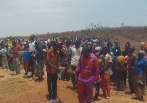 Plus de 5000 chrétiens déplacés au Burkina Faso