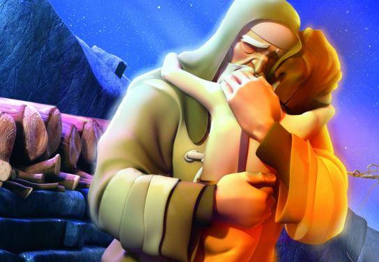 Les grandes histoires de la Bible en dessin animé !