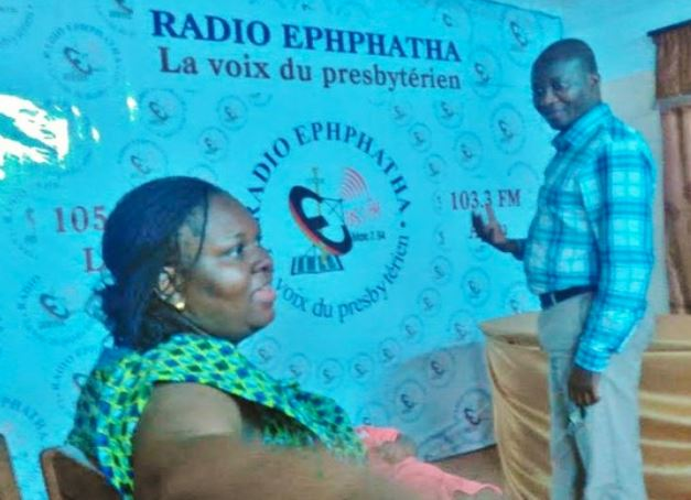 Au Togo, la radio Ephphata (2/2)