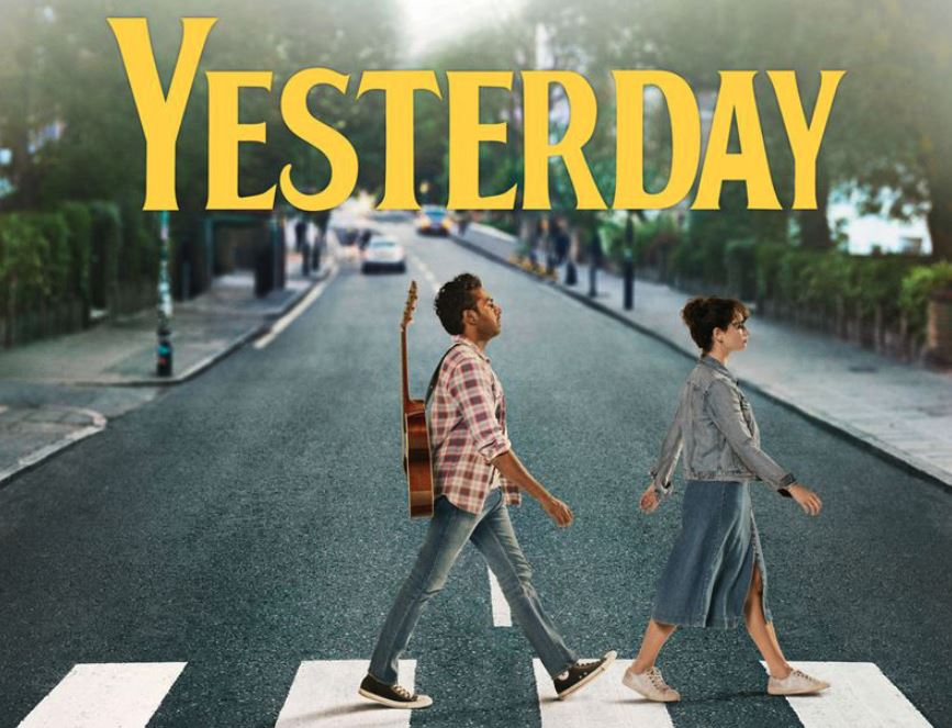 Yesterday… qu'il en soit ainsi