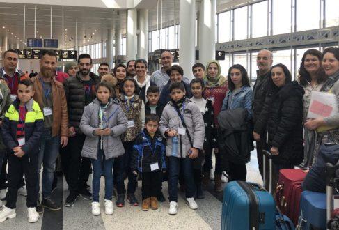 Couloirs humanitaires : premier bilan de l'accueil des migrants