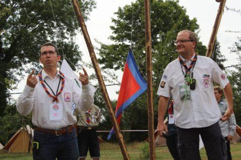 Les scouts de l'Armée du salut en France fêtent leurs 100 ans