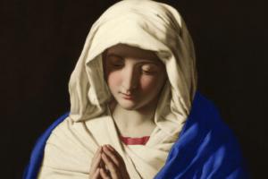 Marie ou le regard de Dieu