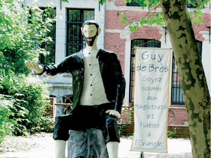 Guy de Brès, héros de la foi