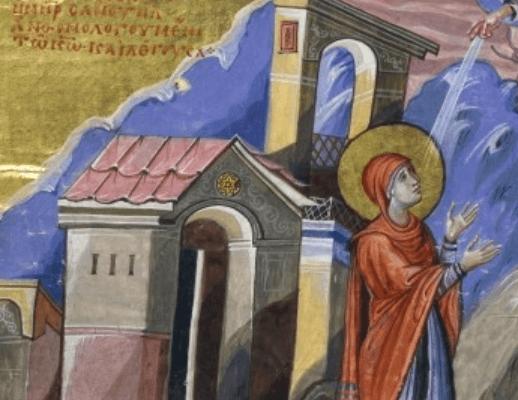 Anne, prophétesse de la libération