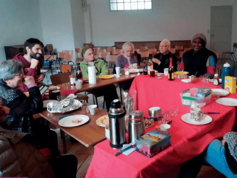 Tea time théo : du témoignage à la pratique