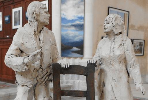 Les statuettes de Frank Girard