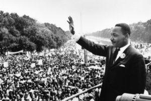Le 28 août, I have a dream