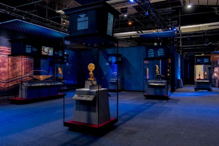 Record historique pour l'exposition Toutânkhamon