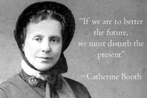 Catherine Booth, une meneuse déterminée