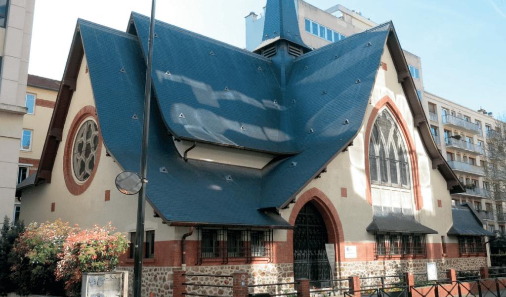 L'Église verte au cœur du culte régional de la Réformation