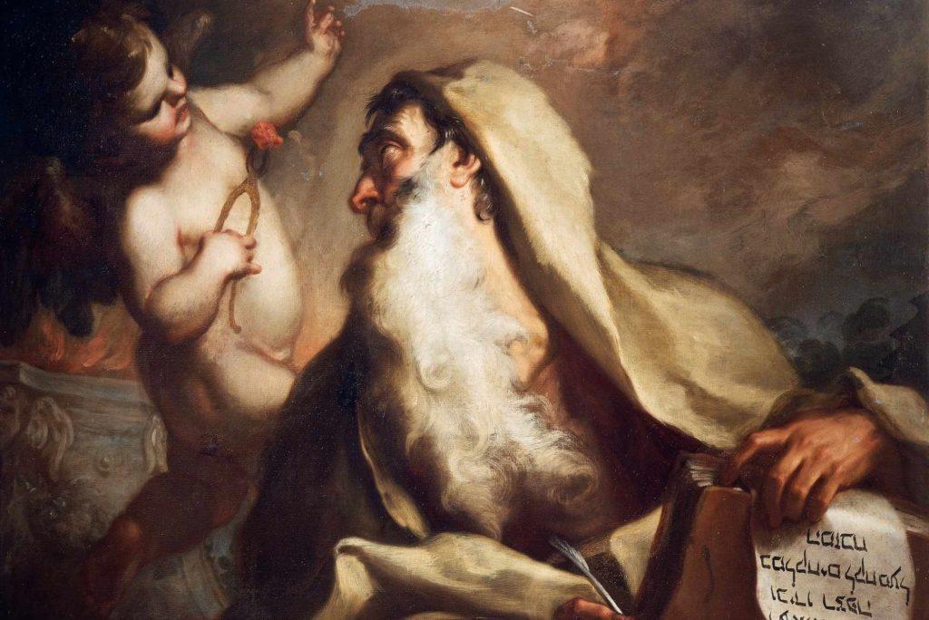 Le prophète Ésaïe