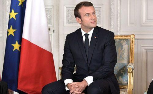 Un cours Macron s'ouvre à Sciences-Po