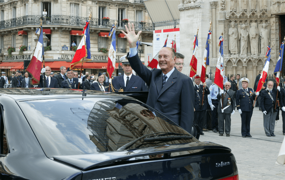 Jacques Chirac et les protestants