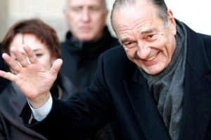 Jacques Chirac vu par les médias protestants
