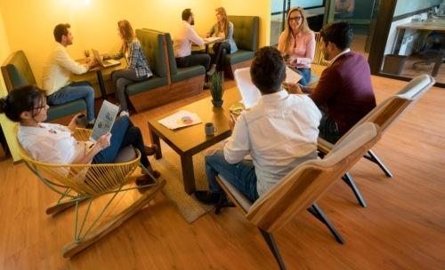 L'essor des espaces de coworking religieux