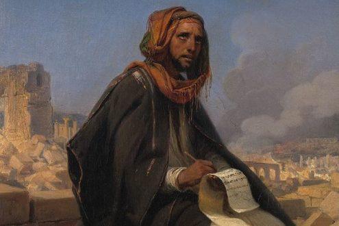 La chute de Jérusalem et l'exil