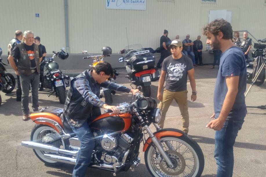 Bible et moto : des bikers chrétiens partagent l'évangile
