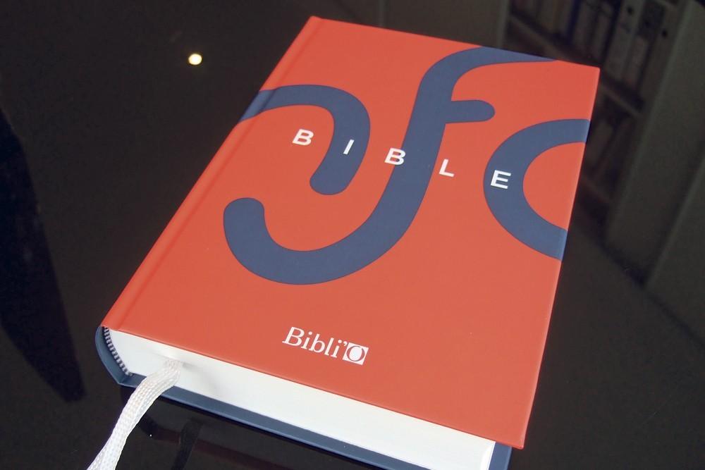 Une nouvelle Bible en français courant