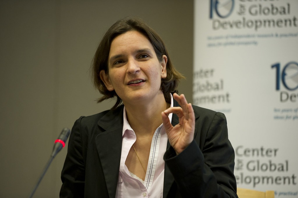 Esther Duflo : pragmatisme contre pauvreté