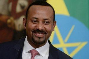 Abiy Ahmed Premier ministre éthiopien, prix Nobel de la paix