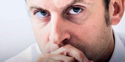 Macron Valeurs Actuelles