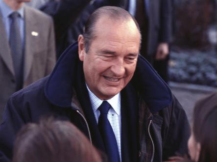 La liberté de ton de Jacques Chirac, par le pasteur Michel Bertrand