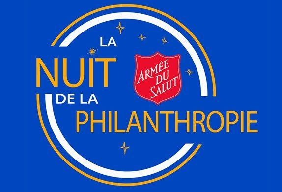 La nuit de la philanthropie 2019 Armée du Salut