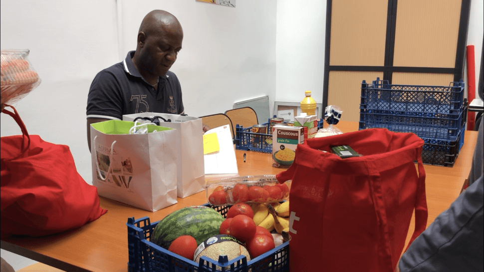 Enfin des colis alimentaires pour les retraités pauvres Armée du salut
