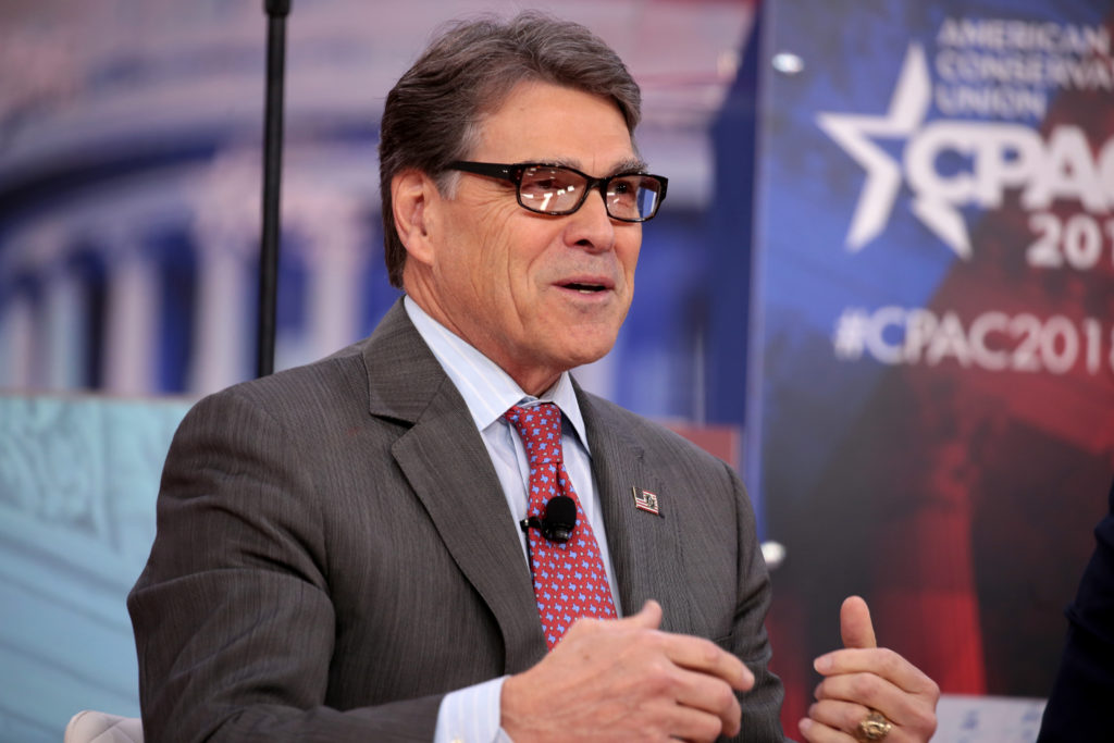 Rick Perry climatosceptique
