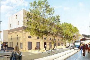 Une nouvelle vie pour un temple de Montpellier