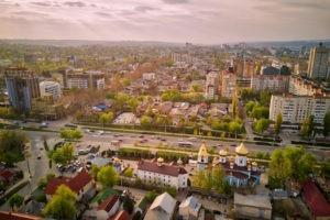 L'Église moldave face à l'exil