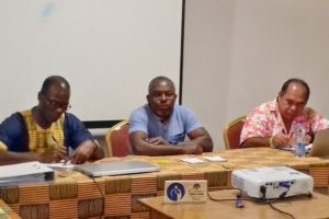 La Cevaa en conseil au Togo