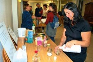Une paroisse se met au zero déchet Cathy Weil