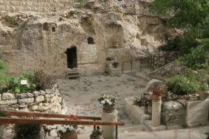 """Le """"tombeau protestant"""" de Jésus"""